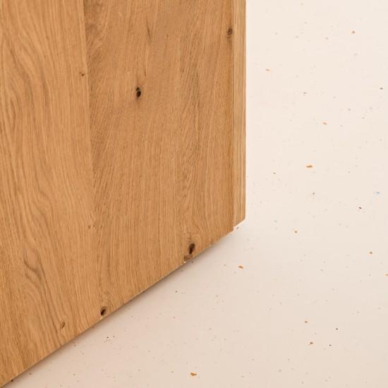 FB 1815 VLIEGER appartement - knokke-heist - detail gepersonaliseerde gietvloer