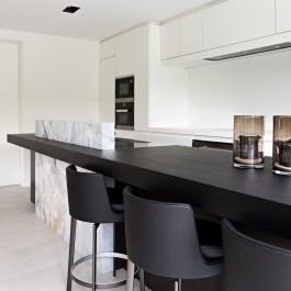 FB 1715 - HAVA - edegem - design keuken zwart