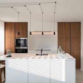 FB 1729 LAER appartement - knokke-heist - notelaar light interieur sea
